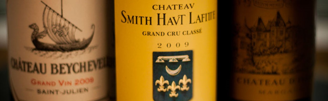 The Bordeaux Châteaux Tasting