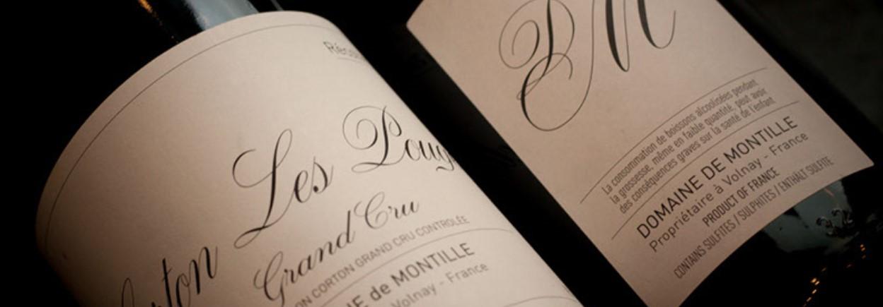 The Domaine de Montille Tasting & Dinner